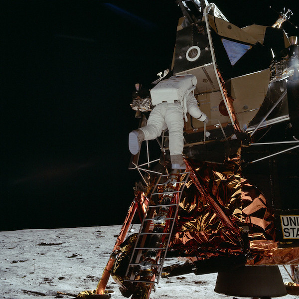 Apollo 11.Photo credit: NASA's Marshall Space Flight Center on Visual hunt