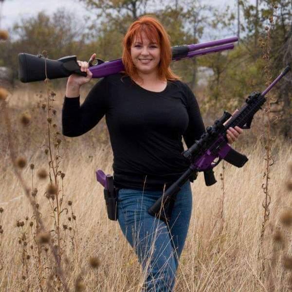 Julianna Crowder Hunting