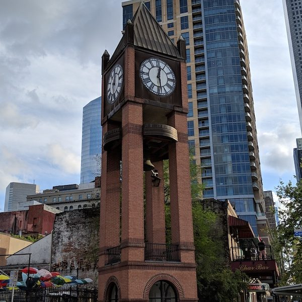 The Friedman Clock Tower,